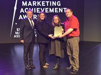 Have a peek at the Marketing Achievement Awards winners