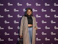 Social media phenom Thickleeyonce on arrival