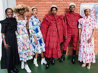MaXhosa, Ri.ch Factory and Sindiso Khumalo at Durban July 2019