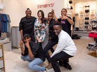 Here's what Yamamay's first store in SA looks like