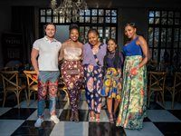 David Tlale, Tastic Rice host exclusive lunch for Women's Day