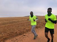 Gorilla, Joe Public United jog to Loeries for a good cause