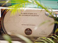 2019 OPIHR Global Cocktail Competition SA finale