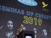 Loeries gets creative at the DSTV Seminar of Creativity