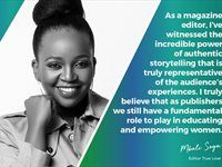 PRC recognises the women leading South African publishing