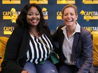Introducing SA's glass ceiling-shattering talk radio host, Refilwe Moloto