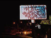 Joke's on you - graffiti artist shares some laughs in JHB