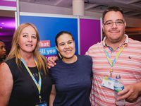 Lauren Das Neves, Managing Editor - NAG, Samantha Gabriel, Group Managing Director – CWDi, Michael James, Publisher - NAG