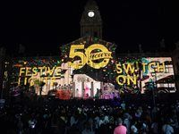 Cape Town Festive Lights Switch-On 2019