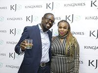KingJames34° launches in Kenya