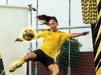 SA football stars feature in new Puma campaign