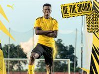 SA football stars feature in new Puma campaign