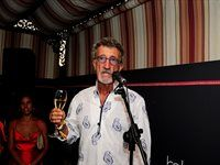 Irish former motorsport team boss, Eddie Jordan