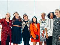 SheSays held its first event of the year last week