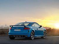 See: The all-new Audi TT RS range