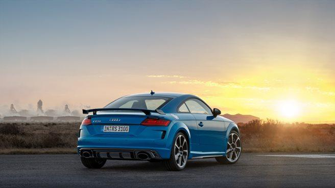 See: The all-new Audi TT RS range