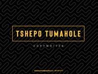 Young Creatives - Tshepo Tumahole
