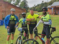 SEE: Restonic donates cycling kits to Underberg Cycling Team