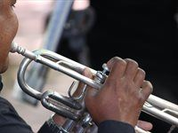 Cape Town Philharmonic Brass Quintet at St. George's Mall