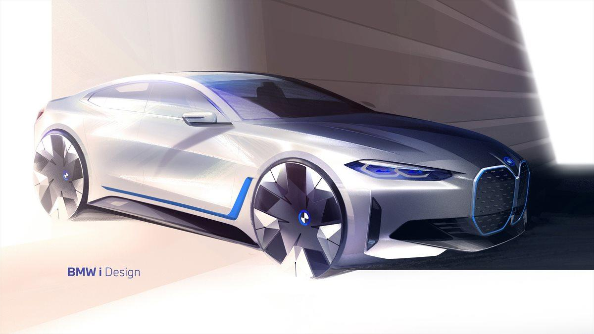 See: Upcoming BMW i4 unveiled