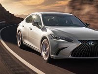See: Lexus launches new ES