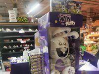Checkers - Decorations, visual merchandising