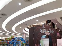 Sandton City - Decorations, visual merchandising, signage 1