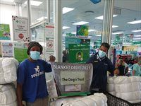 See: Dis-Chem Foundation donates 5,200 blankets to charities