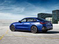 See: BMW i4 electric car revealed