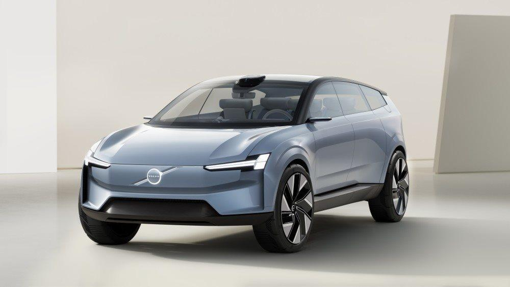 See: Volvo Cars' Concept Recharge - Manifesto for the all-electric future unveiled