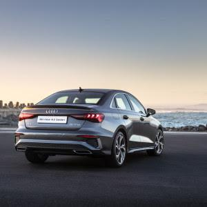 New Audi A3 launch in South Africa
